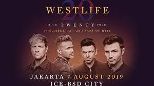 Konser Westlife