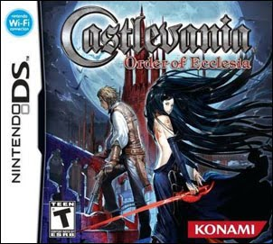 Castlevania Order of Ecclesia: NDS Download Games Grátis