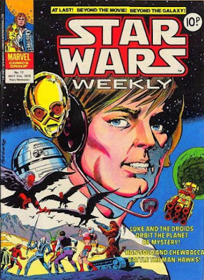 Star Wars Weekly #17