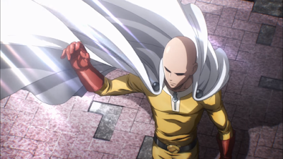Qui il trailer in italiano per One Punch Man