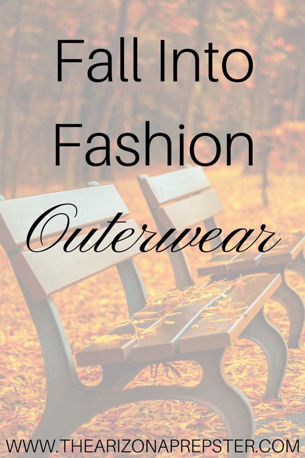 Fall Into Fashion: Outerwear