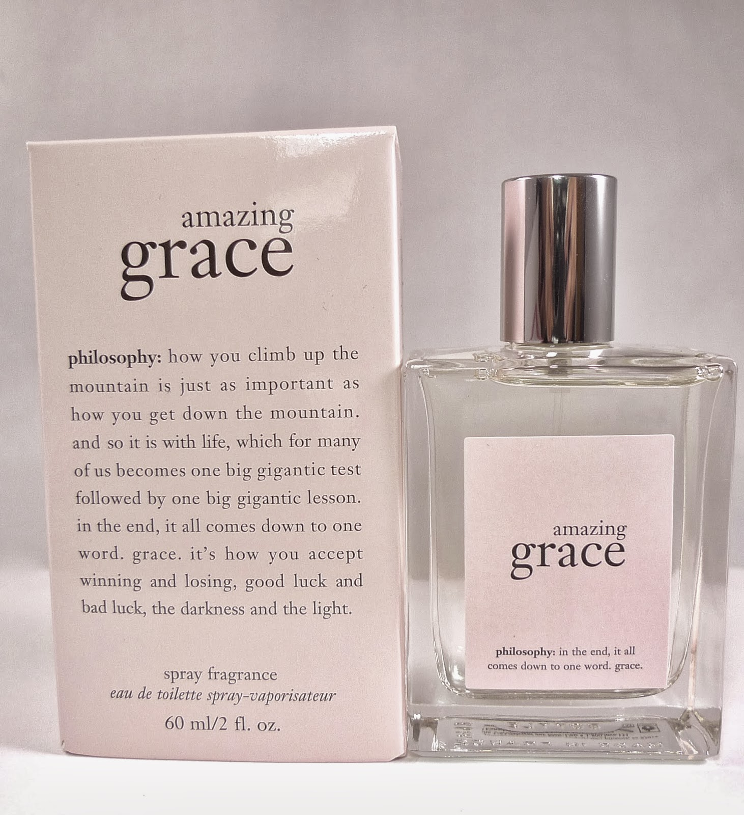 Philosophy Amazing Grace EDT Review | The Beauty Junkee