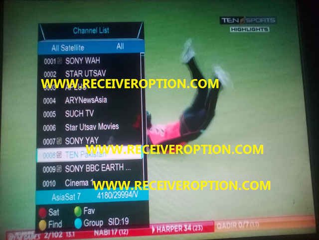 1506T SCB1 LATEST SOFTWARE ALL SAT PVU FIX & ALFA KIDS IPTV ADD