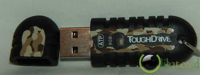 Usb flash drive atp toughdrive