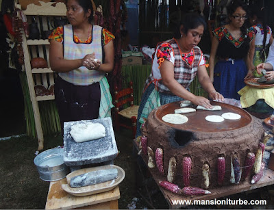 Cocineras Tradicionales de la Región del Lago de Pátzcuaro