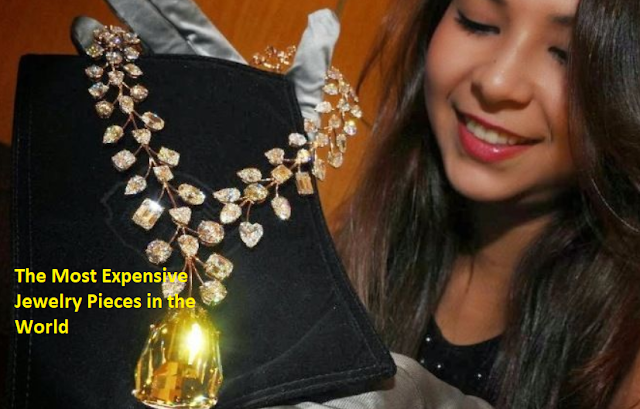 The Most Expensive Jewelry Pieces in the World