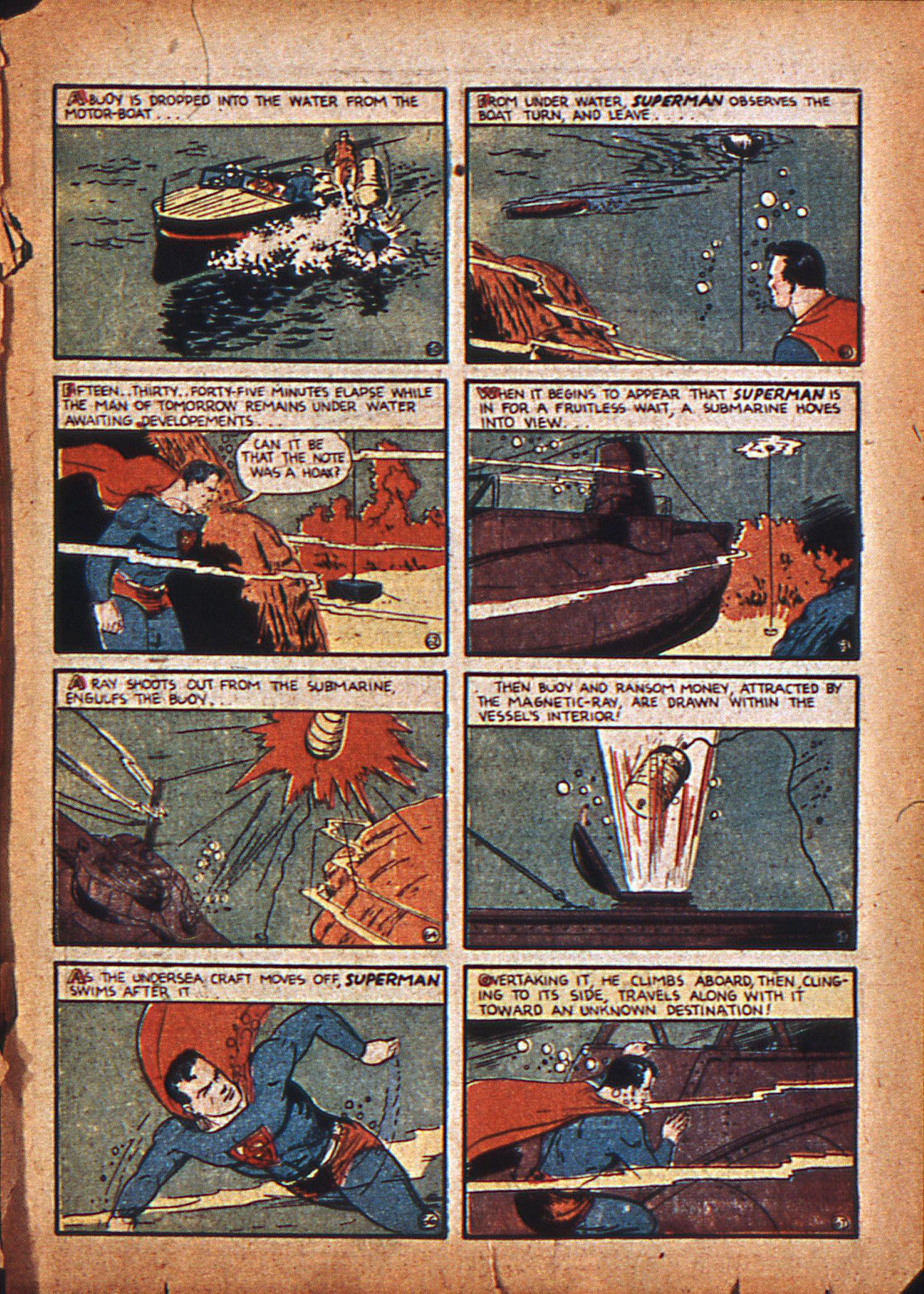 Action Comics (1938) 20 Page 11