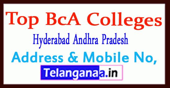 Top BCA Colleges in Hyderabad Andhra Pradesh
