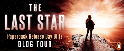 The Last Star Release Day Blitz banner