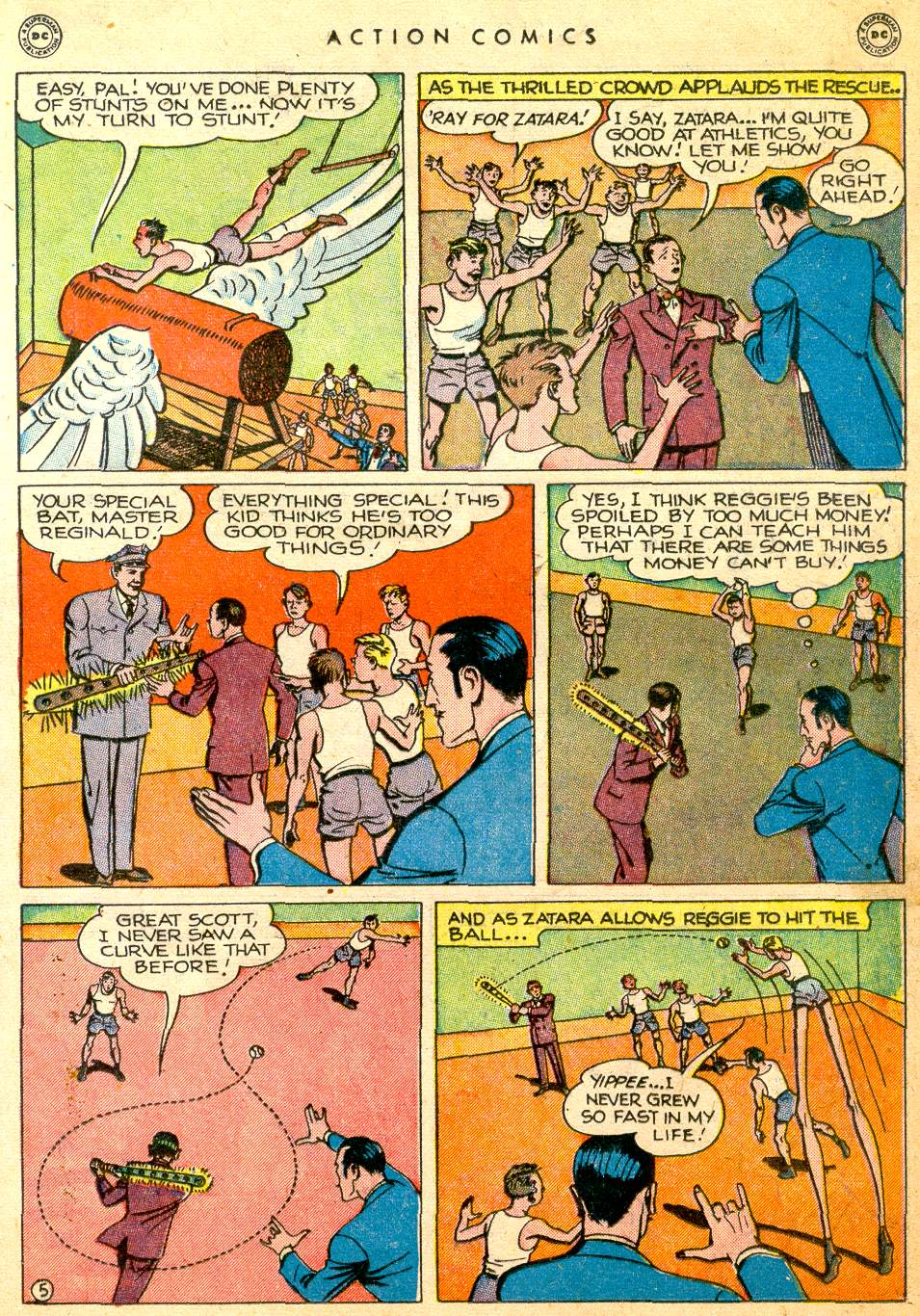Read online Action Comics (1938) comic -  Issue #126 - 31