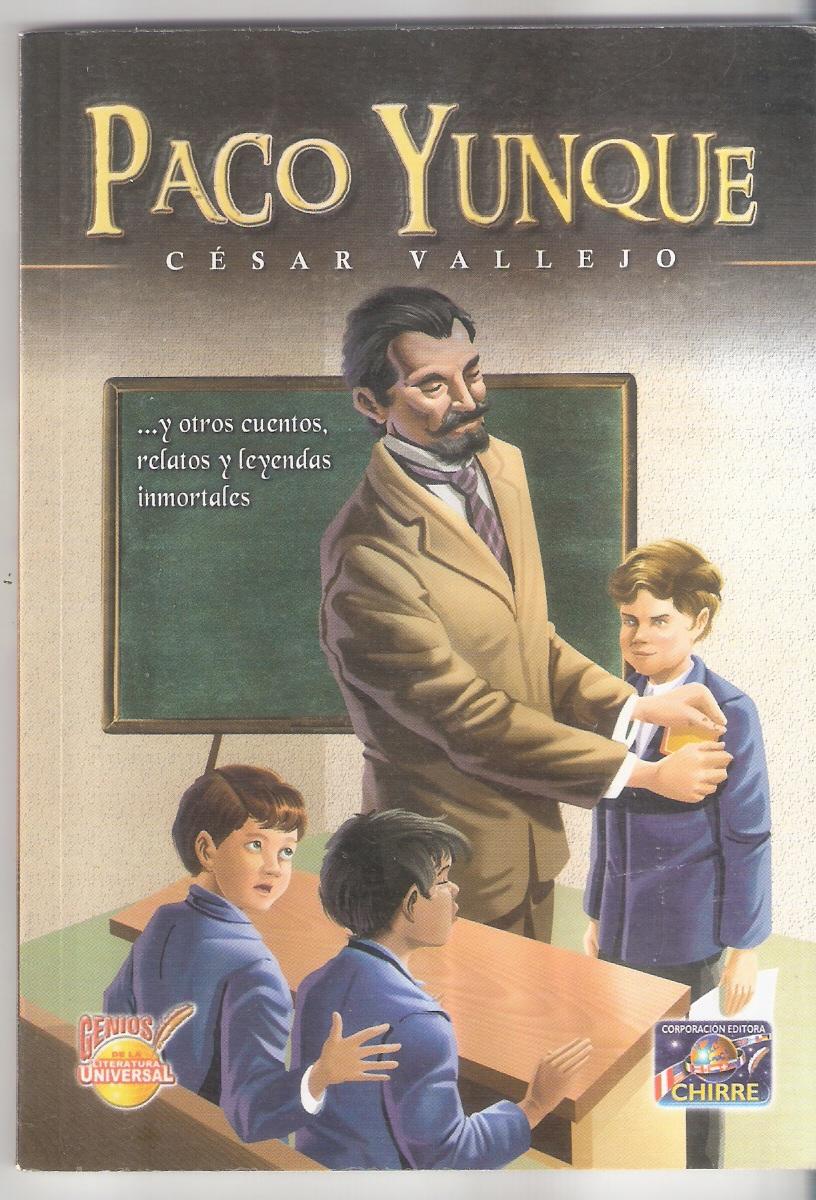 Mis libros favoritos: Paco Yunque