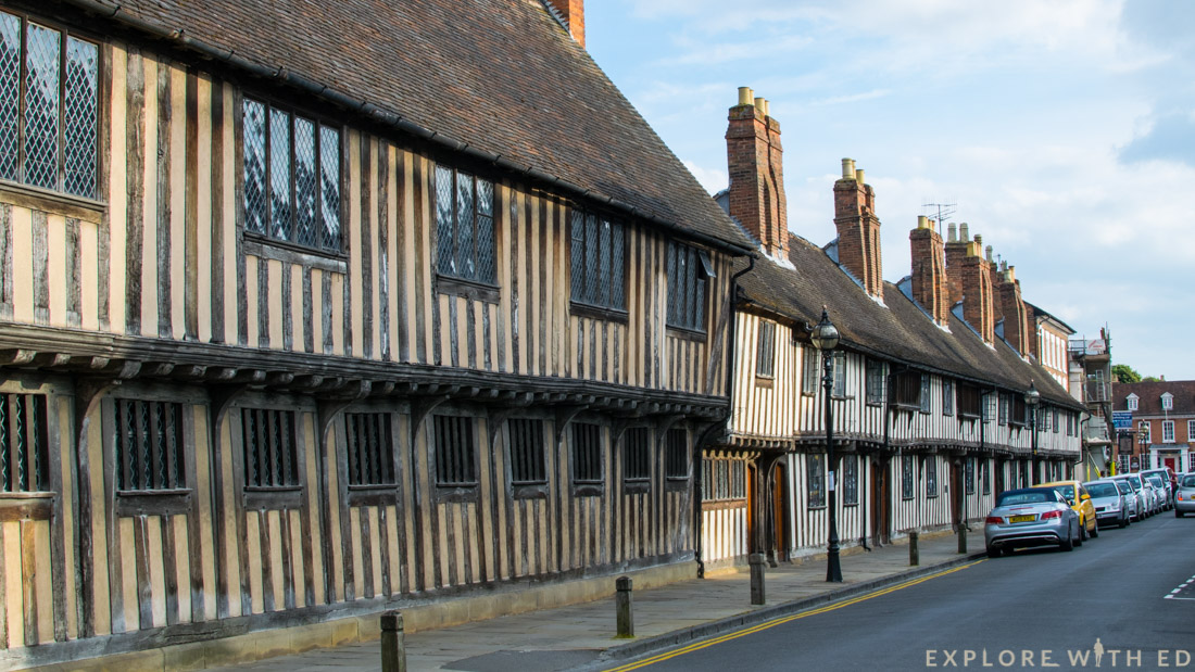 Tudor Buildings, Stratford-Upon-Avon