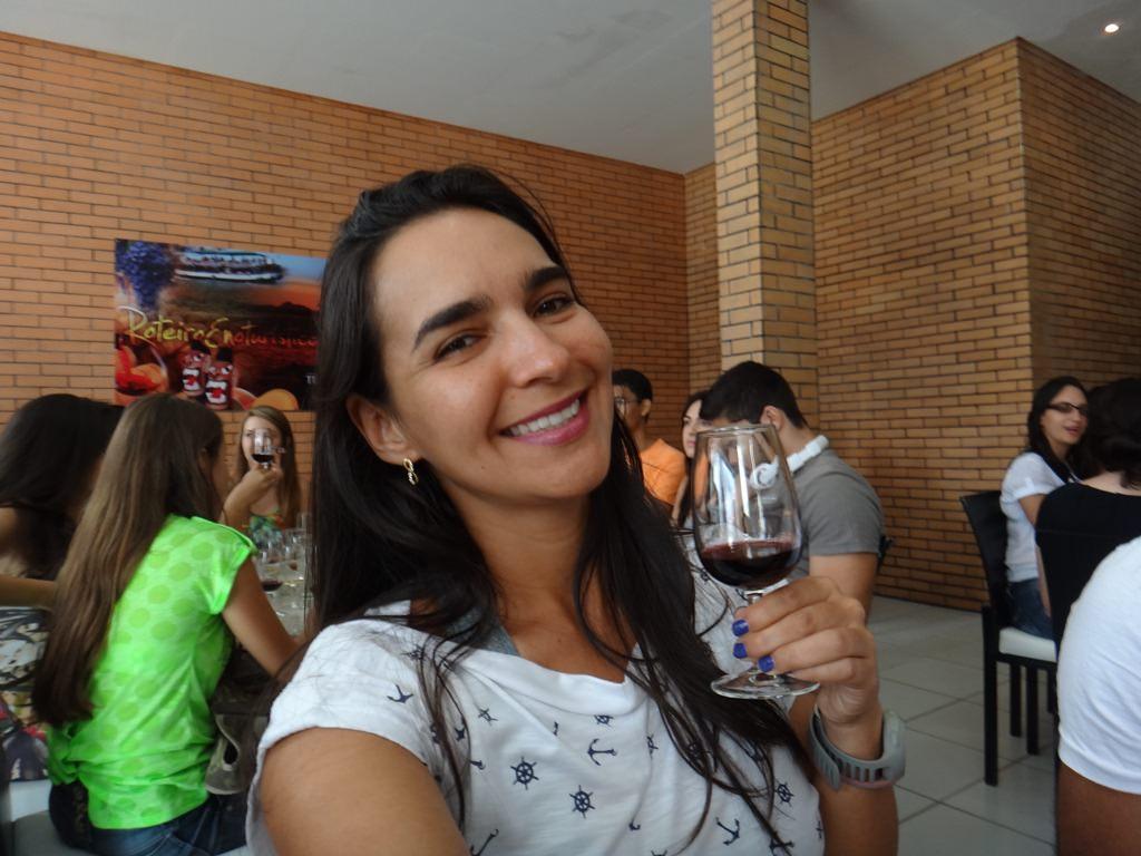 Eclusa de Sobradinho Passeio Vapor do Vinho