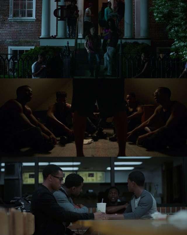 Código de silencio (2017) HD 1080p Latino