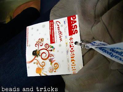 Creattiva 2012 pass