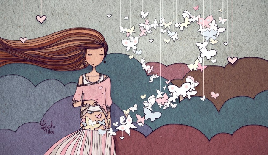 30 gorgeous illustrations that you can fall in love