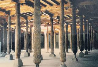 BLOG LUGARES DE MEMÓRIA - Matéria Khiva - Foto Sylvia Leite