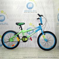 20 Inch Pacific 20-2068 BMX Bike