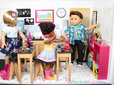 Classroom printables for American Girl