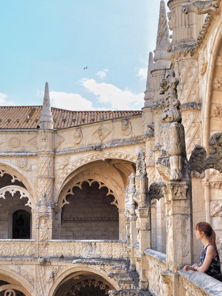 Visiter le monastère des Hiéronymites dans la ville de Lisbonne
