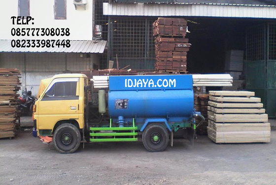 Sedot wc Sukolilo, Surabaya