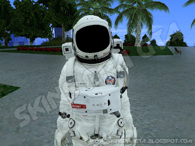 GTA SA - Skin USA Spacesuit From Call of Duty: Ghosts