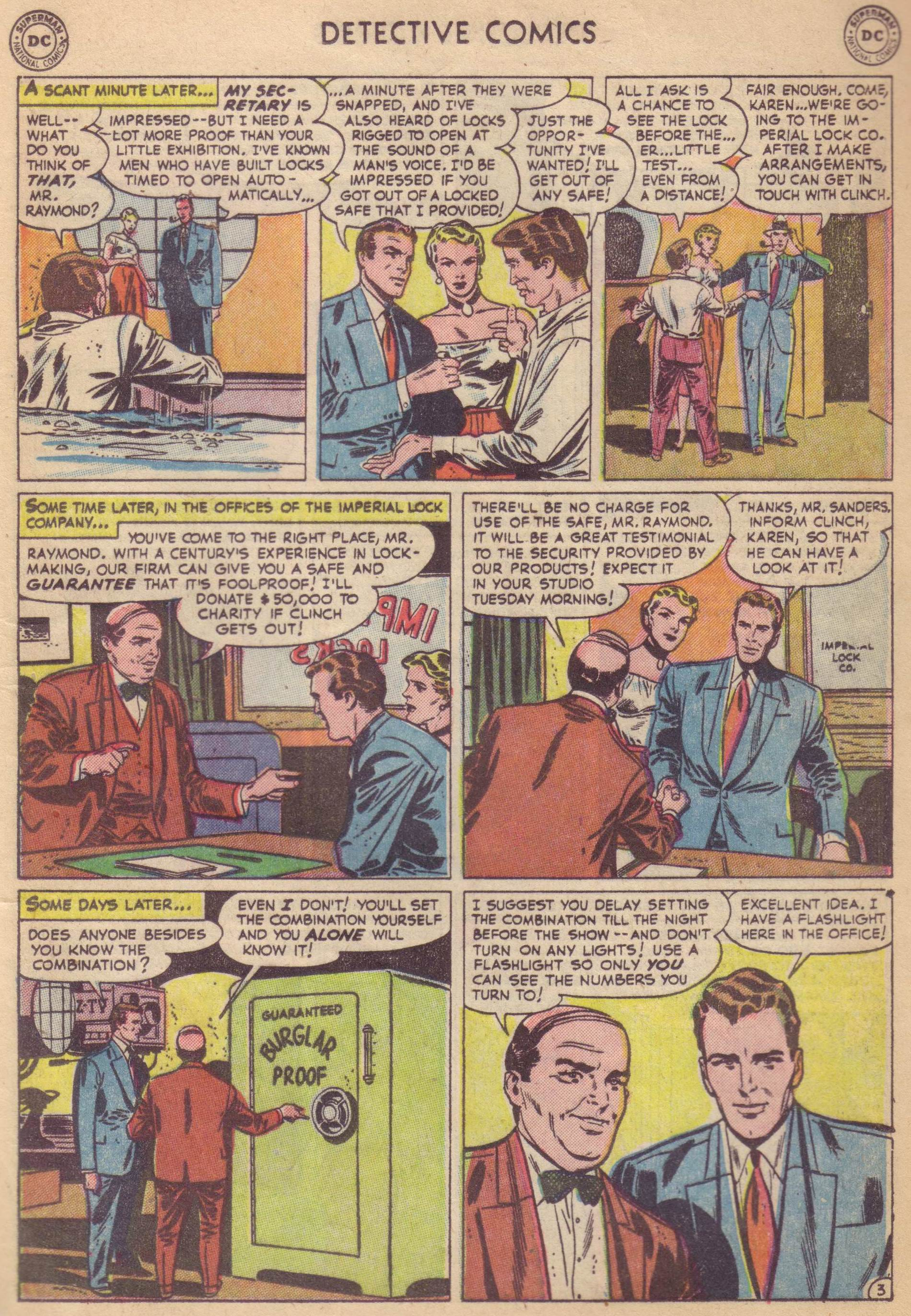 Read online Detective Comics (1937) comic -  Issue #177 - 19