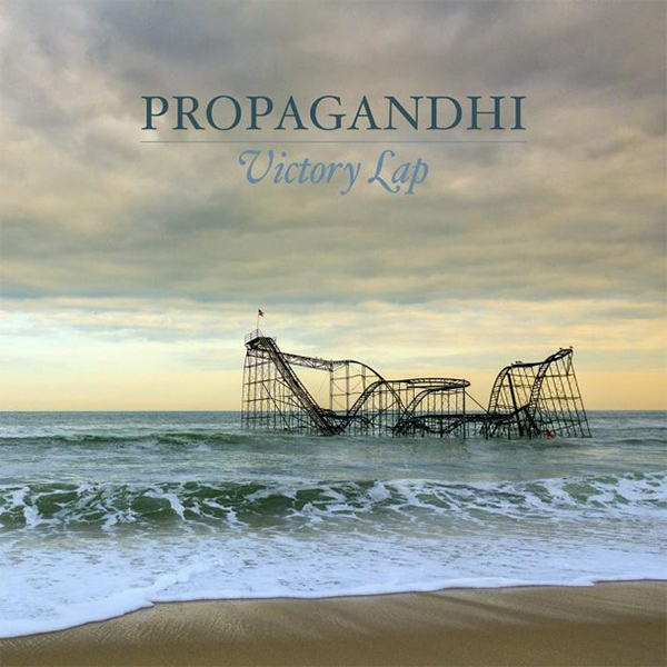 "Propagandhi announce new album ""Victory Lap"", stream new song"