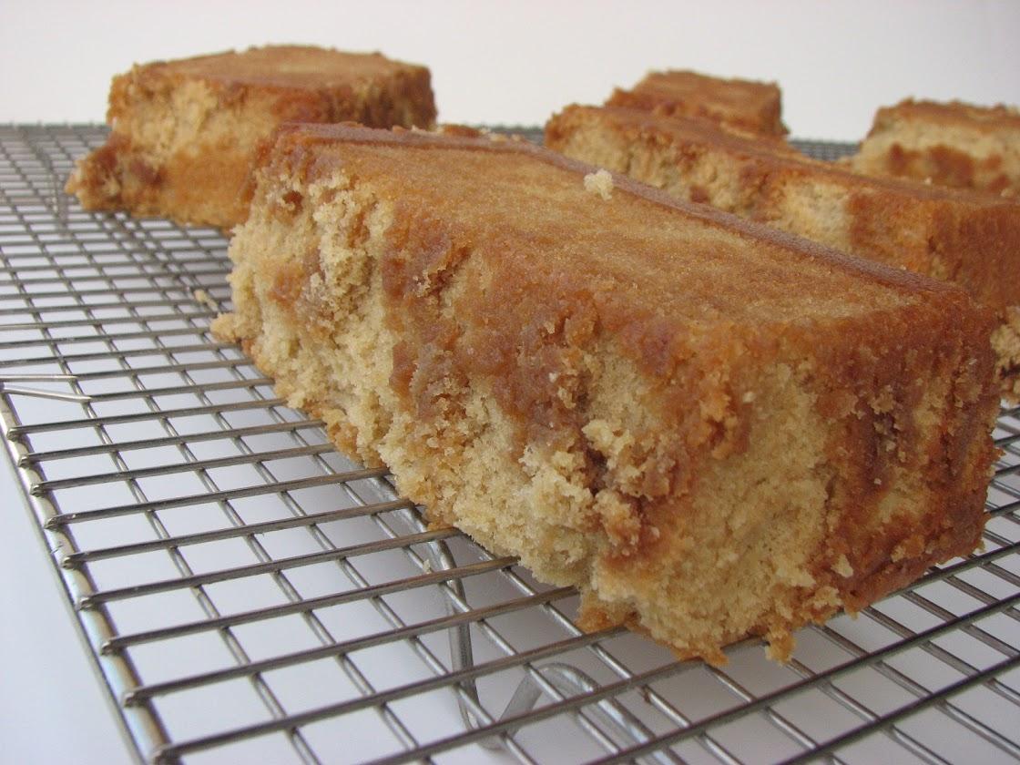 Heidi Bakes Brown Sugar Pound Cake