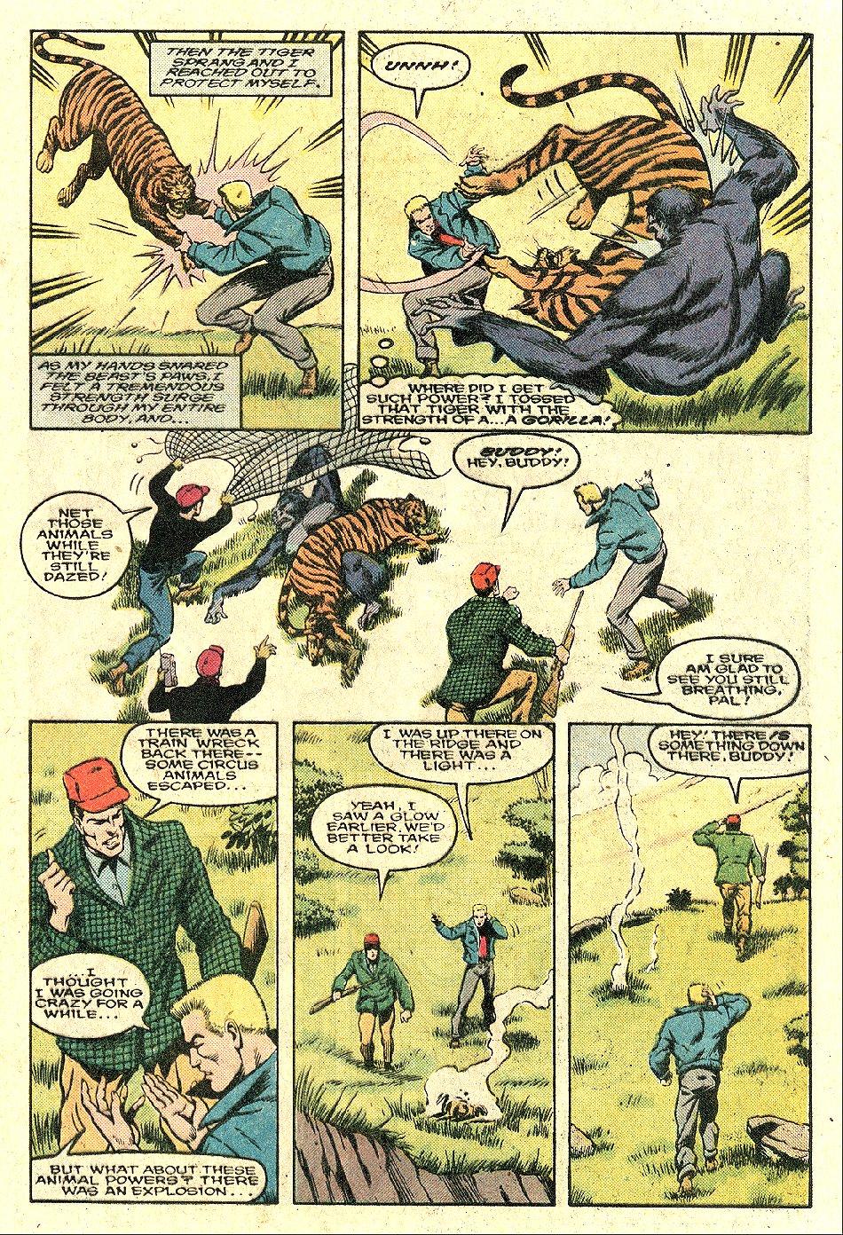 Read online Secret Origins (1986) comic -  Issue #39 - 15