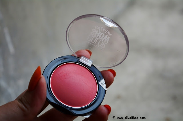 Maybelline Color Show Blush Fresh Coral Shade