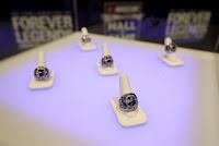 #NASCAR Hall of Fame Hardware