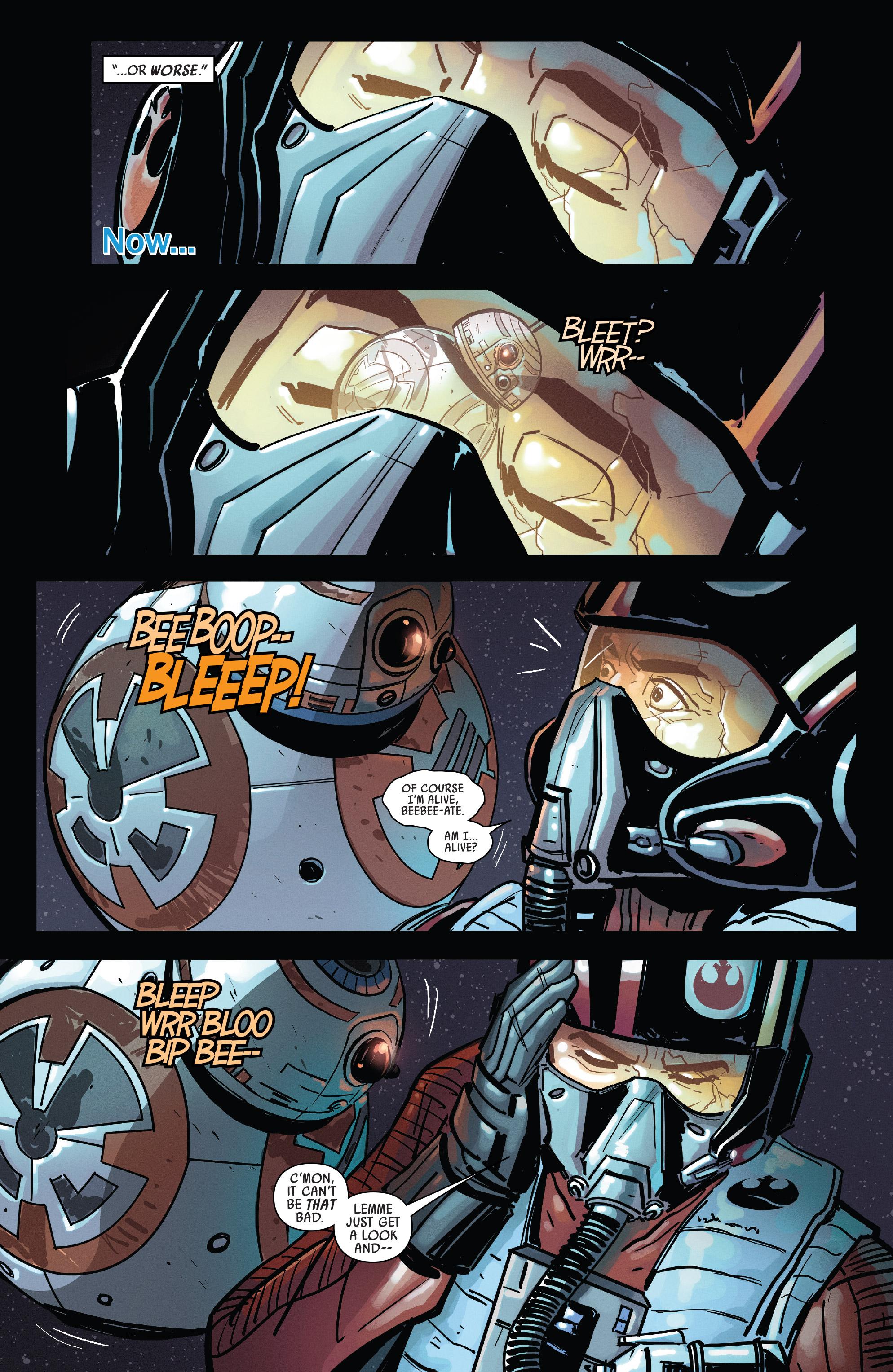 Read online Star Wars: Poe Dameron comic -  Issue # _Annual 1 - 5