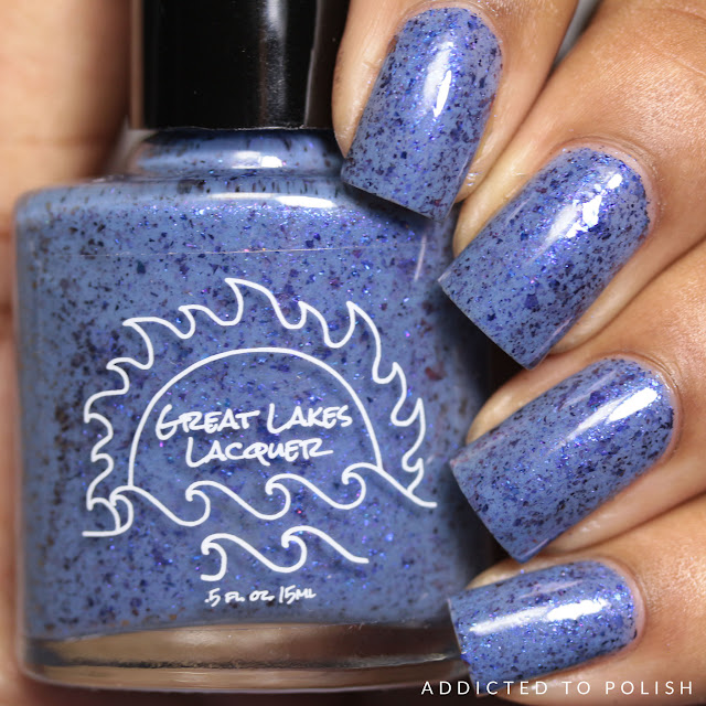 Great Lakes Lacquer Winter Solstice Sunrise