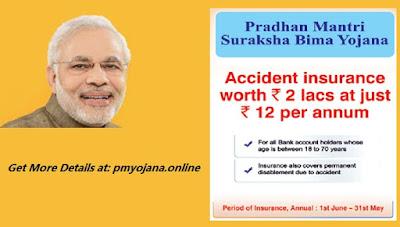 Pradhan Mantri Suraksha Bima Yojana feature