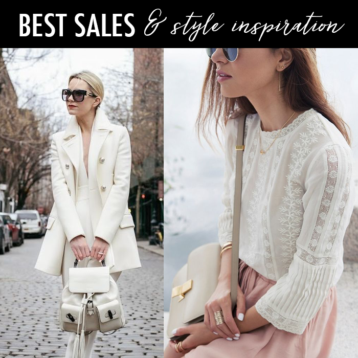 lace all white outfit ideas