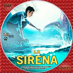 La Sirena Galleta Maxcovers