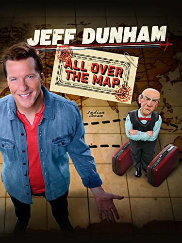 Jeff Dunham All Over the Map