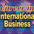 Career in International Business