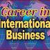 Career in International Business