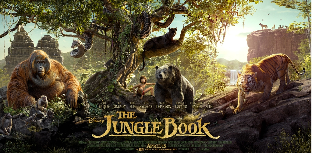 Watch Movie Online The Jungle Book 2016 Online Free Movie Streaming In Hd
