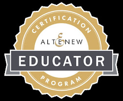 Altenew Academy  Educator Badge