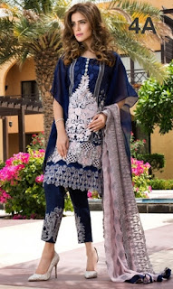 LSM Formal Dresses Eid Collection 2016 by Zainab Chottani