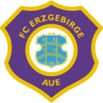 Logo Tim Klub Sepakbola FC Erzgebirge Aue PNG