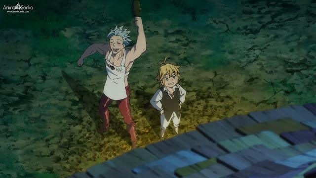 جميع حلقات انمى Nanatsu no Taizai الحلقات الخاصه بلوراي BluRay مترجم أونلاين كامل تحميل و مشاهدة