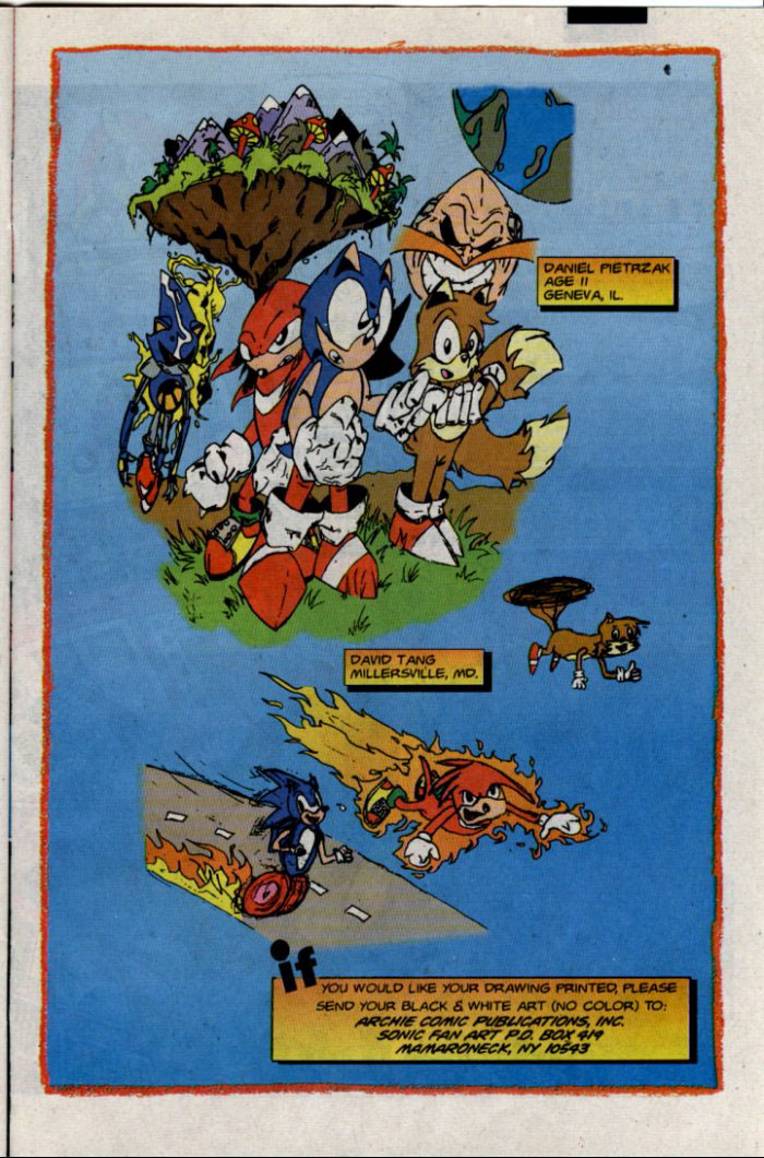 Read online Sonic The Hedgehog comic -  Issue #30 - 24