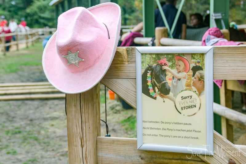 Jolinas Welt: Ponyreiten im Center Parcs