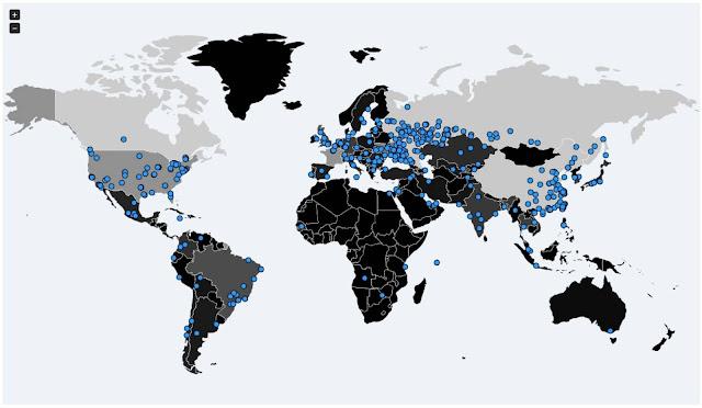 Mega ciber-ataque derrubas redes de computadores na Europa e Estados Unidos