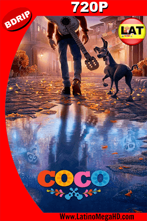 Coco (2017) Latino HD BDRip 720p ()