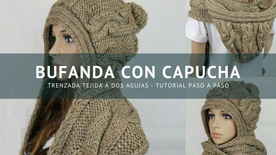 Esta hermosura de bufanda fue publicada en nuestro grupo de face y también por ahí buscando, encontré un vídeo donde realizan una versión de este proyecto.